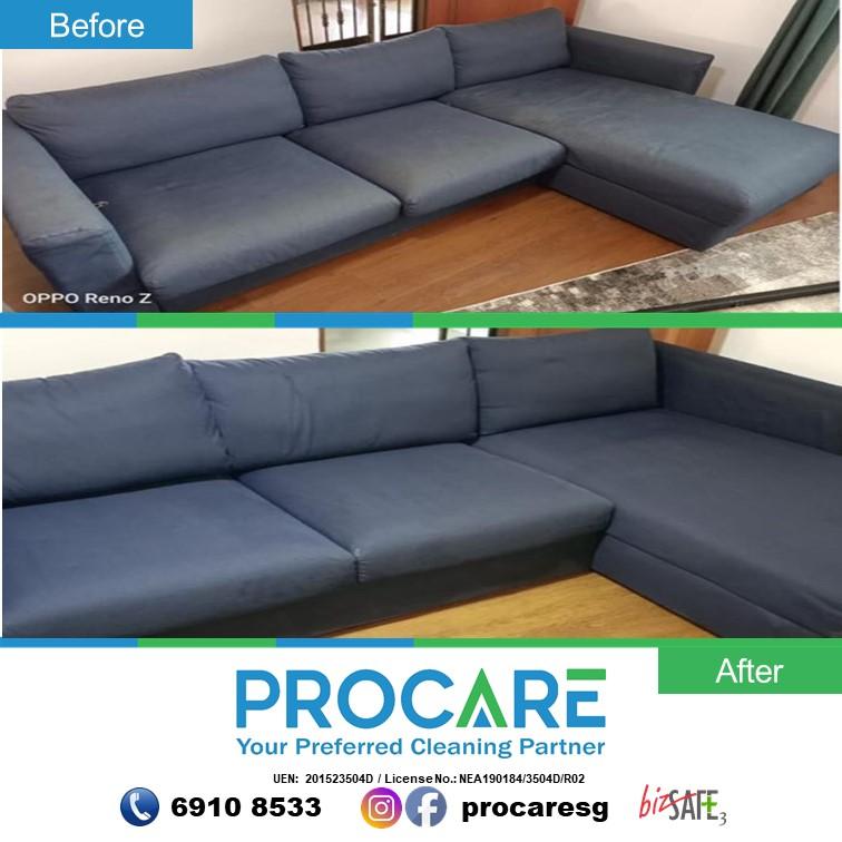 Sofa-Blue